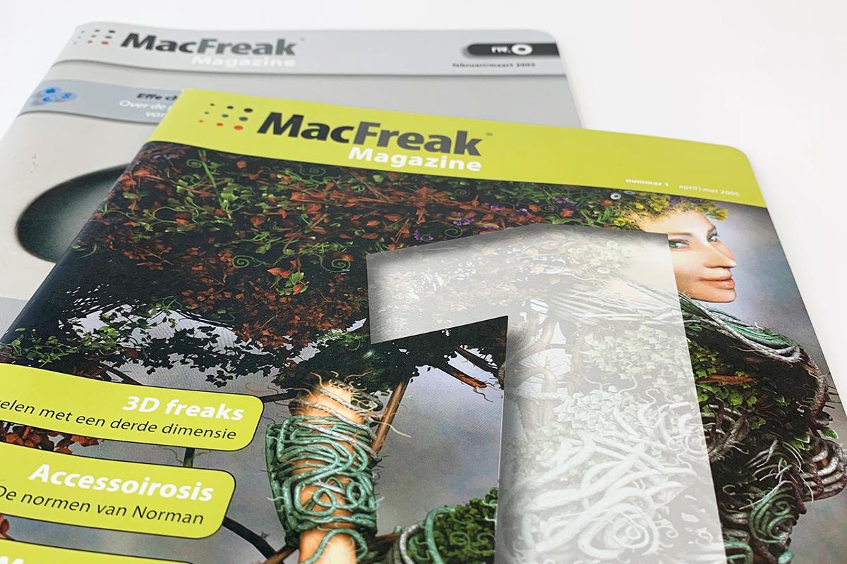 MacFreak Magazine