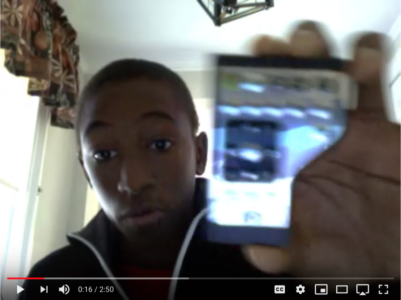"Marques Brownlee video: ""HP Pavilion dv7t Media Center Remote Overview"""