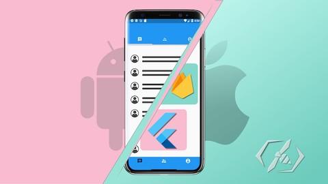 Flutter et Firebase: Crez une app de chat iOS et Android