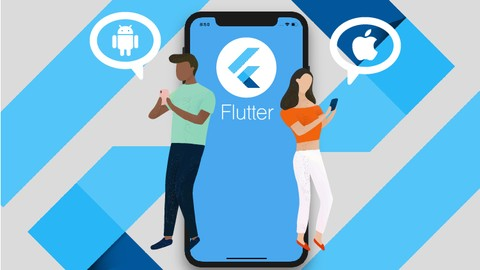 Google Flutter: Android & iOS Apps - de 0 a PROFESIONAL