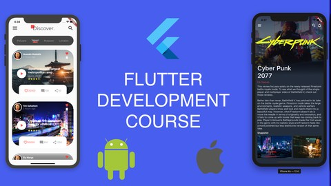 The Complete Flutter UI Course Build Amazing Mobile Apps