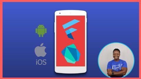 Flutter e Dart - Curso Completo de Criao de Apps
