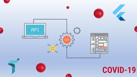 Flutter et API Rest: App Coronavirus en temps rel de A Z