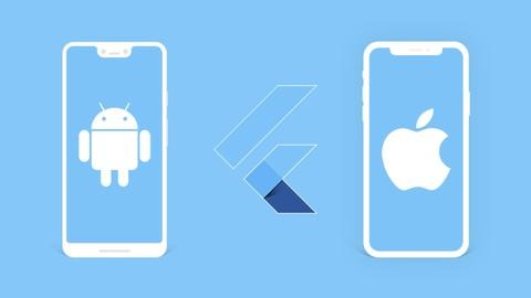 Desenvolvimento Android e IOS com Flutter - Crie 15 Apps