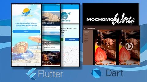Desarrolla Apps Profesionales Estticas con Flutter & Dart