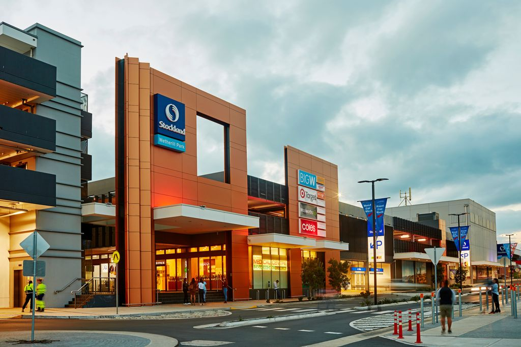 Stockland Wetherill Park shopping centre