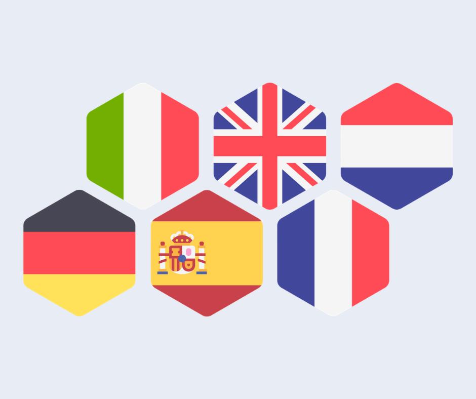 ELAO test language flags
