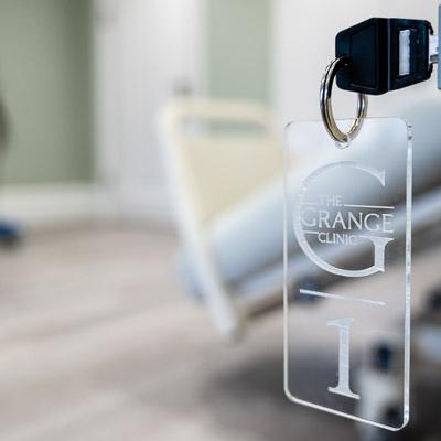 The Grange Clinic key