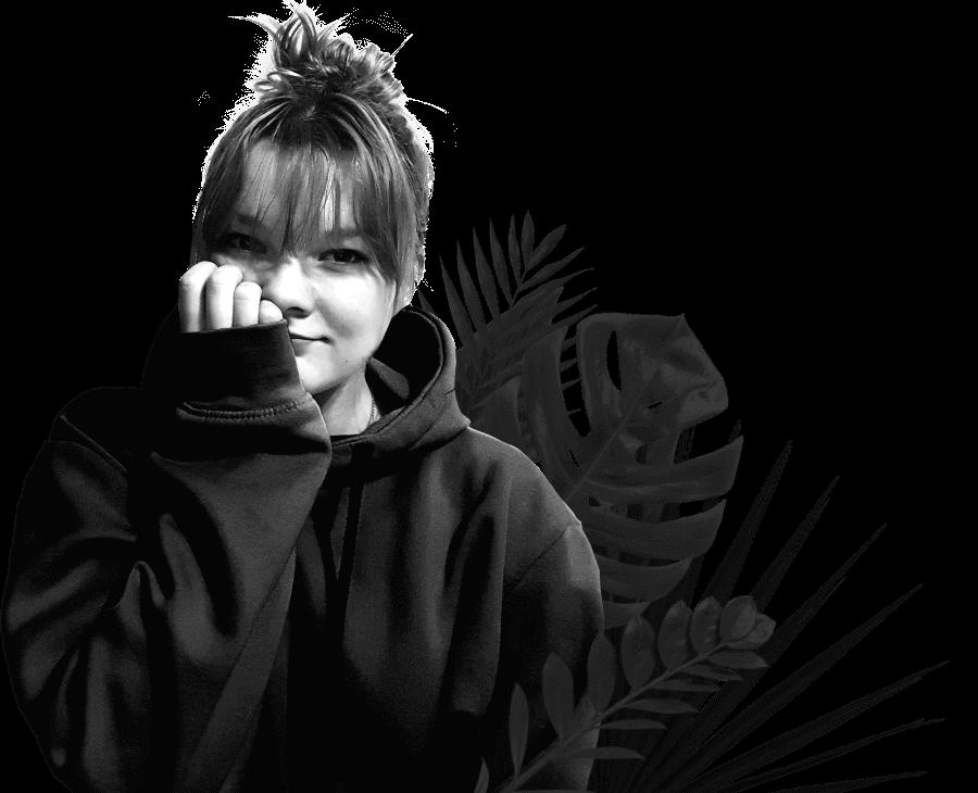Aleksandra Palki - portret