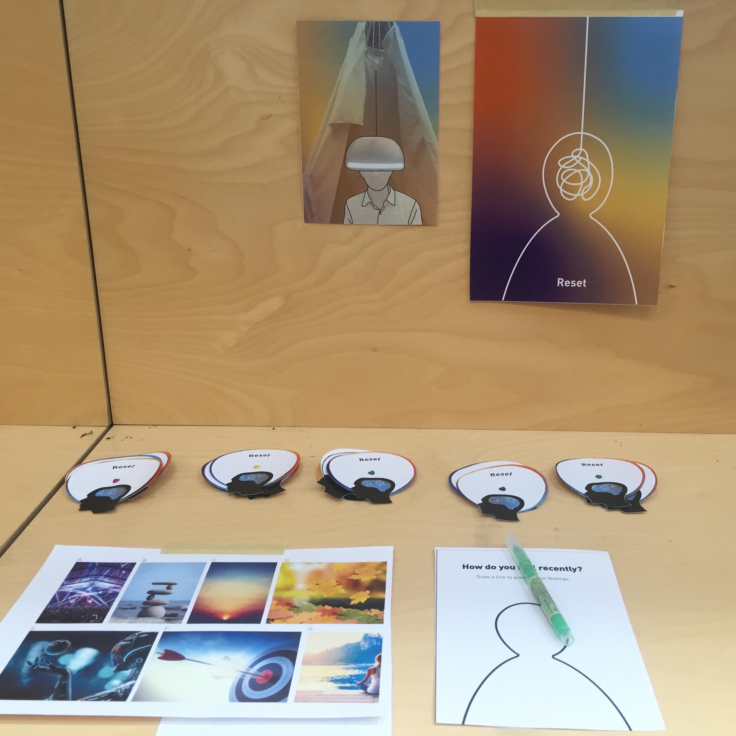 Exhibition setup for Dutch Design Week
