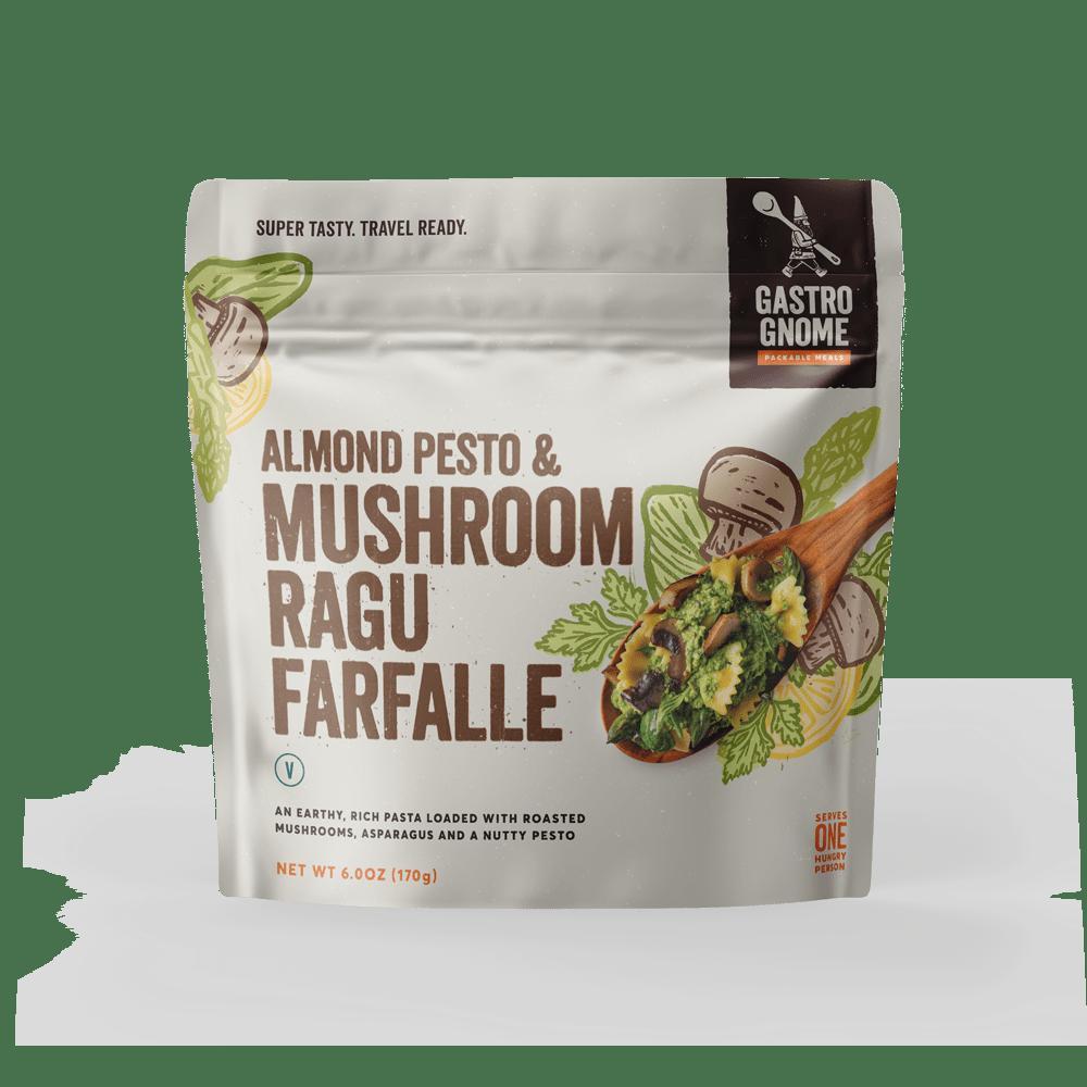 Mushroom Ragu Farfalle