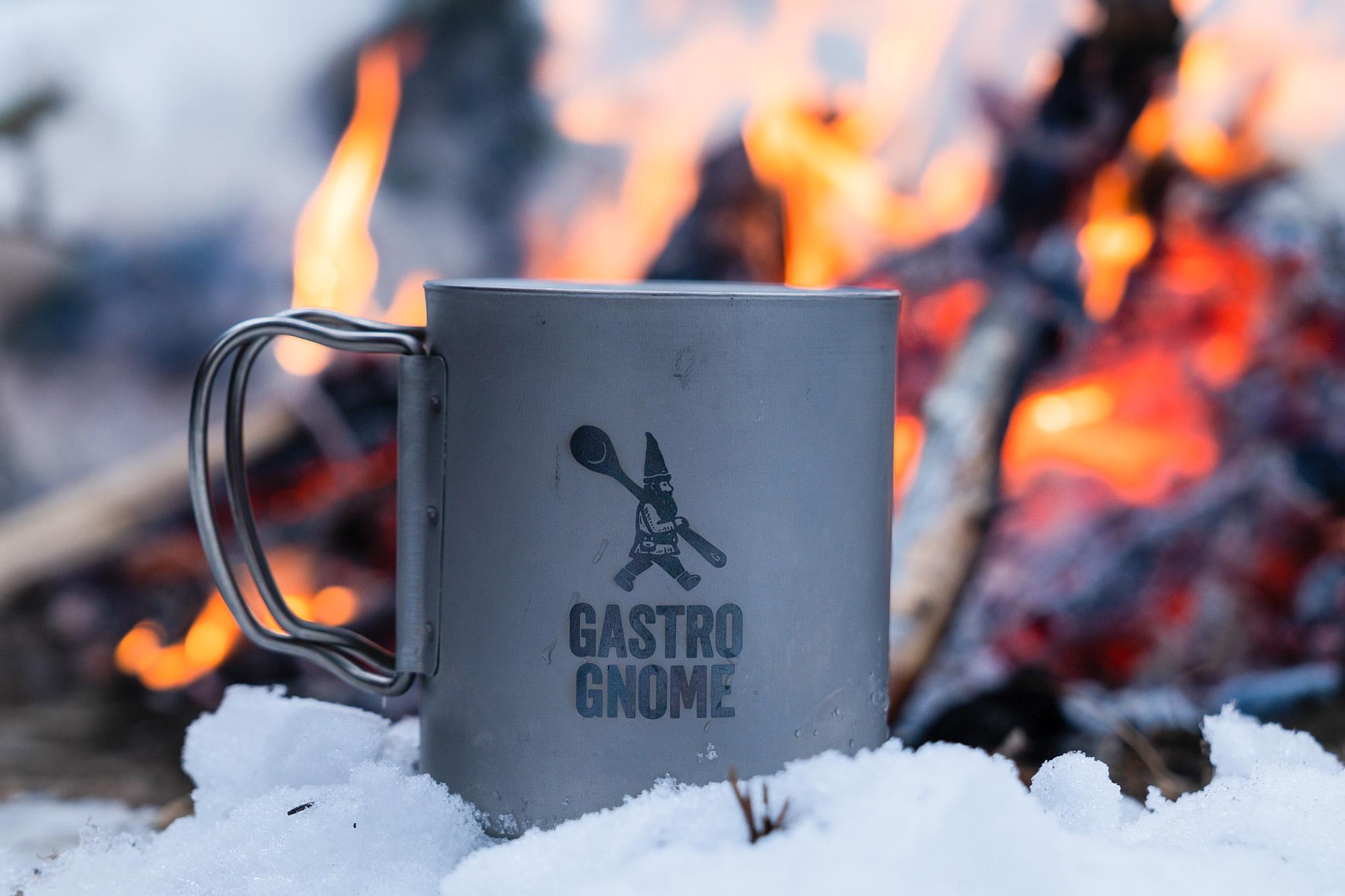 Snow Peak Trail Mug