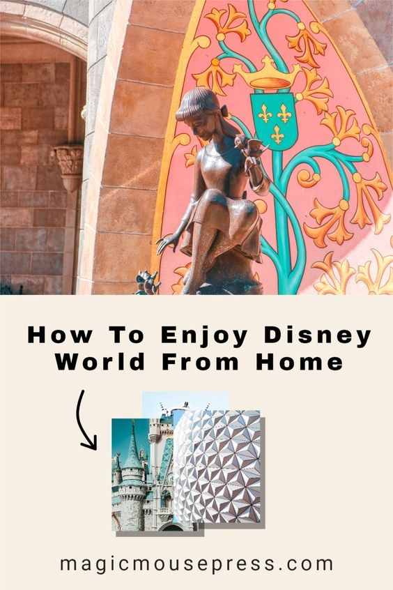 Travel Pinterest Pin image created by Magic Mouse Press using a Tailwind Create design template in 2021.