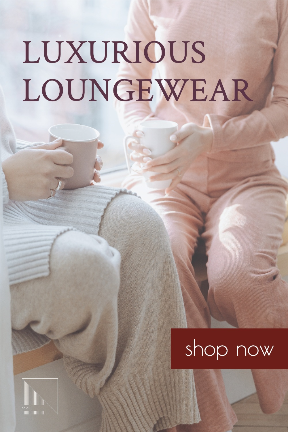 Women's fashion Pinterest Pin image created by Tailwind using a Tailwind Create design template in 2021.