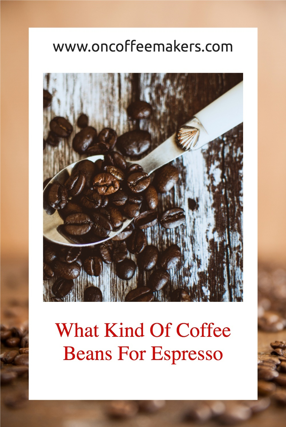 Food and drink Pinterest Pin image created by oncoffeemakers using a Tailwind Create design template in 2021.