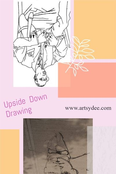 DIY and Crafts Pinterest Pin image created by Artsydee using a Tailwind Create design template in 2021.