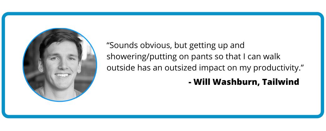Will Washburn Quote