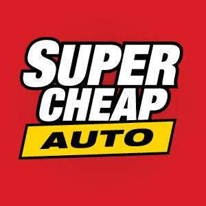 Super Cheap Auto Logo