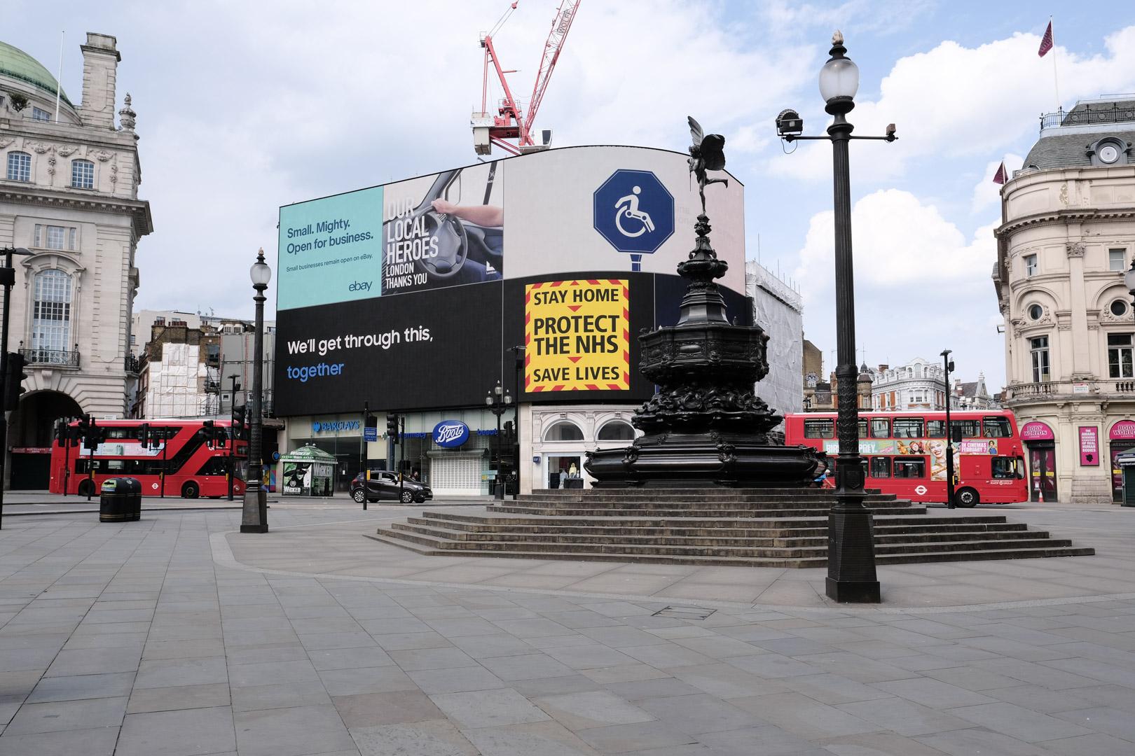 London Lockdown, Part 1