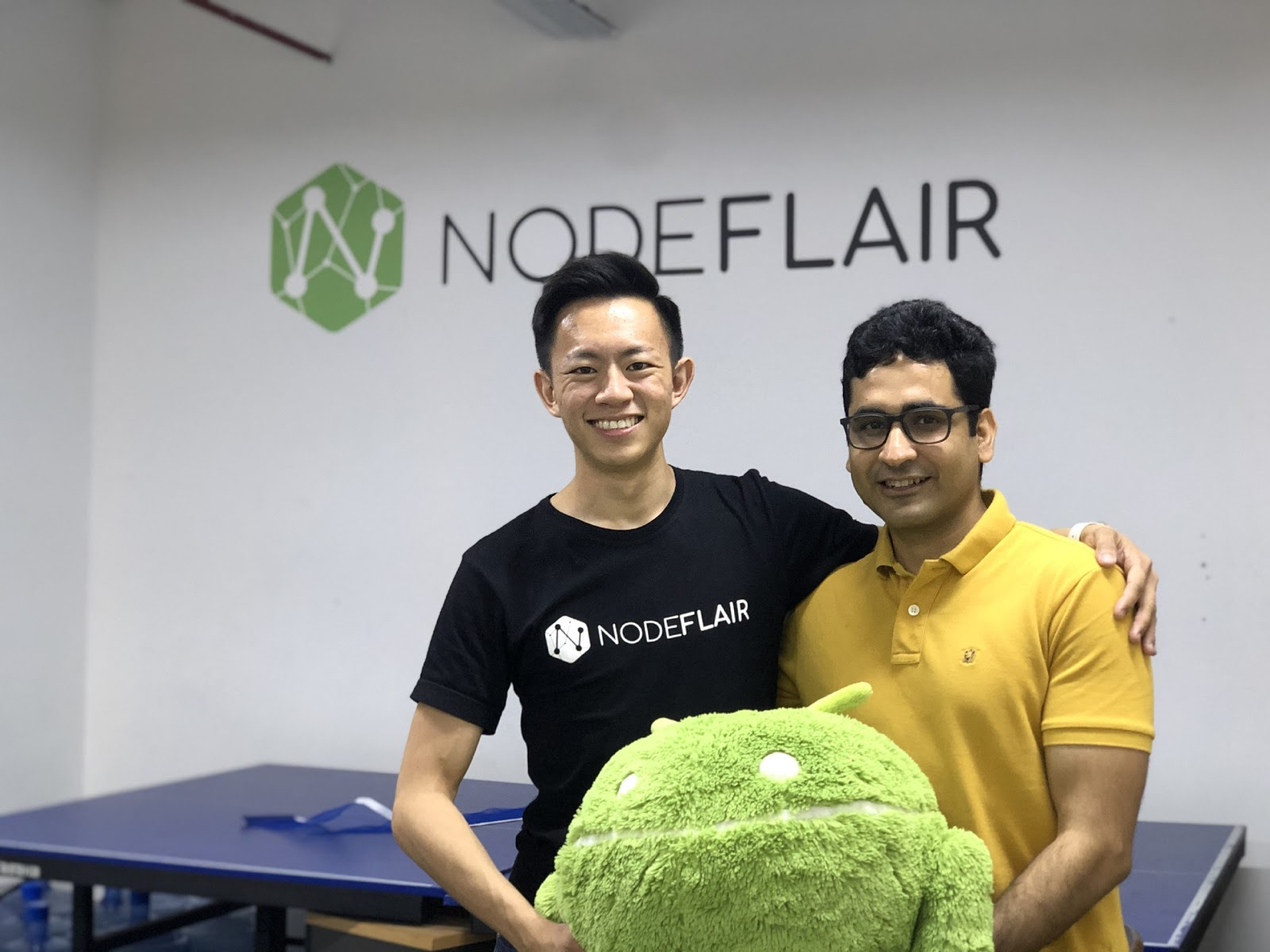 Developers share their experience on their journey with NodeFlair