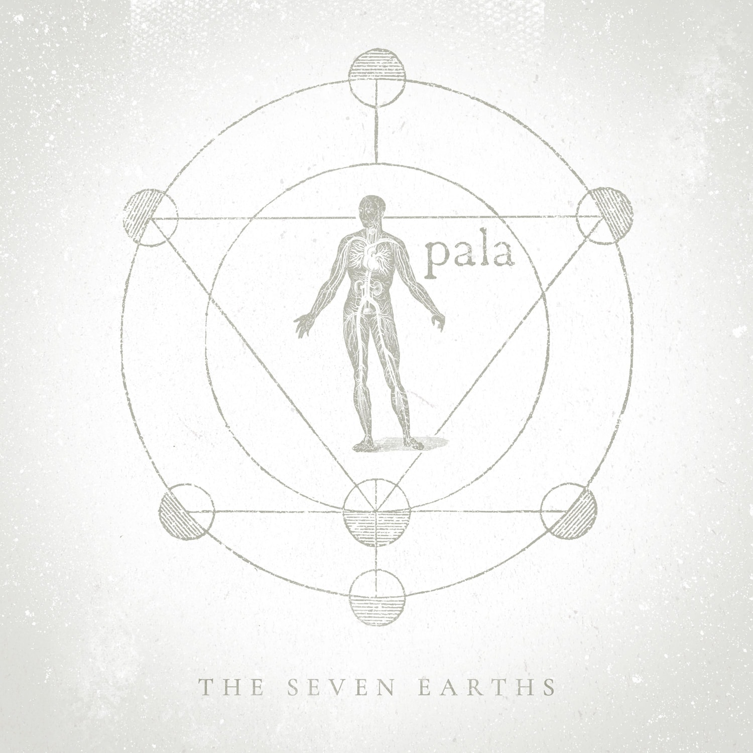 The Seven Earth's EP album art