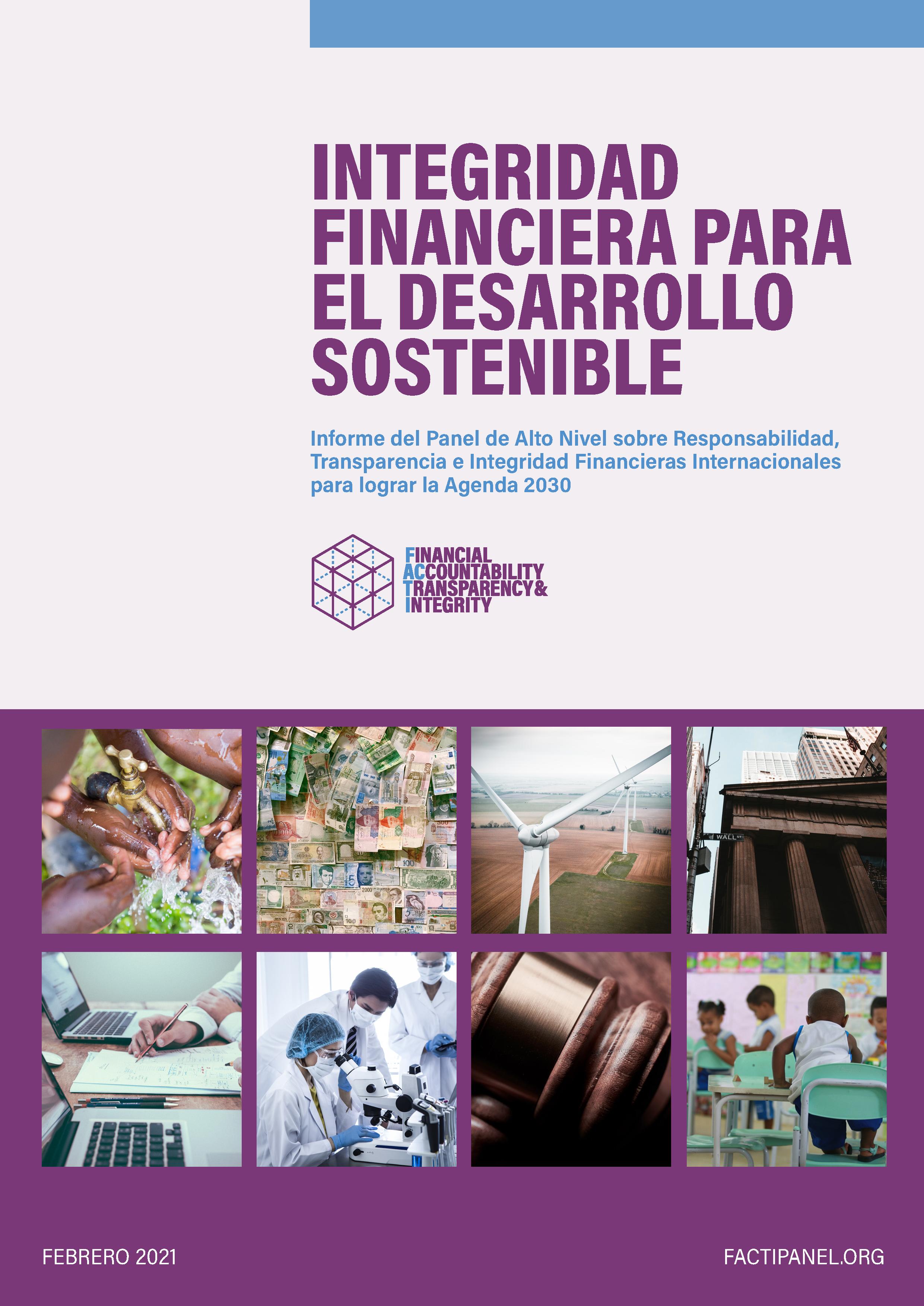 FACTI report cover
