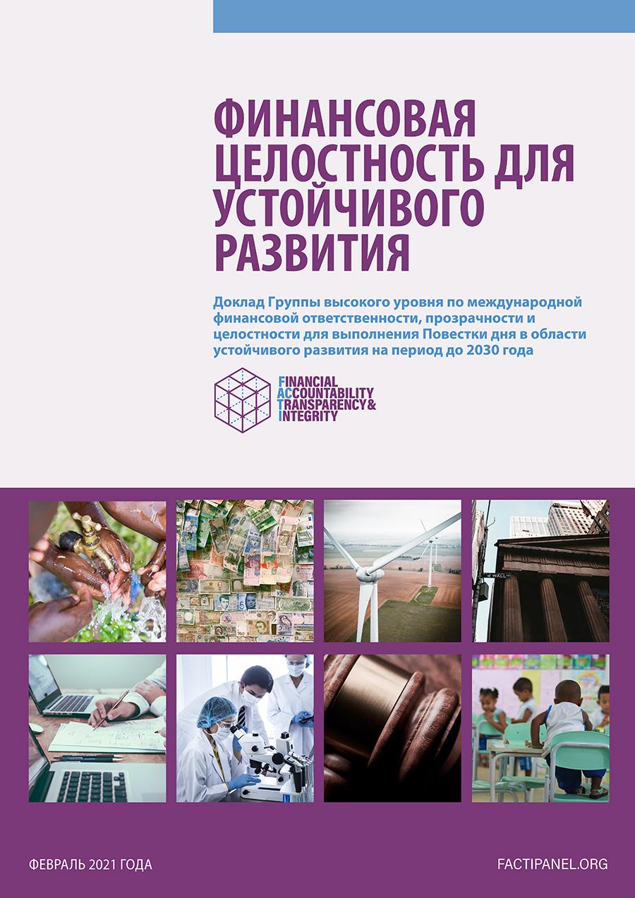 Доклад Группой FACTI Резюме