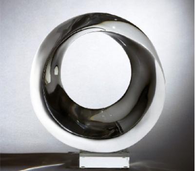 Charles Sherman Sculpture