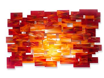 Karo Glass Tile Blocks
