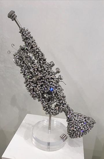 Time McCleandon Sculpture