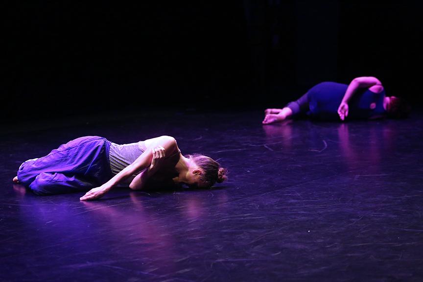 Antonia's choreography