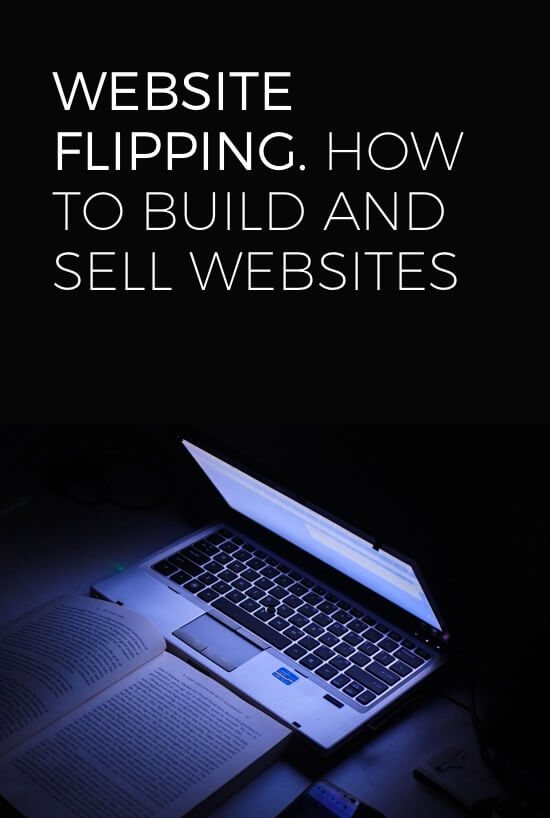 Website flipping article