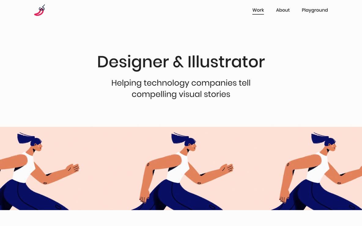 Radost designer and illustrator