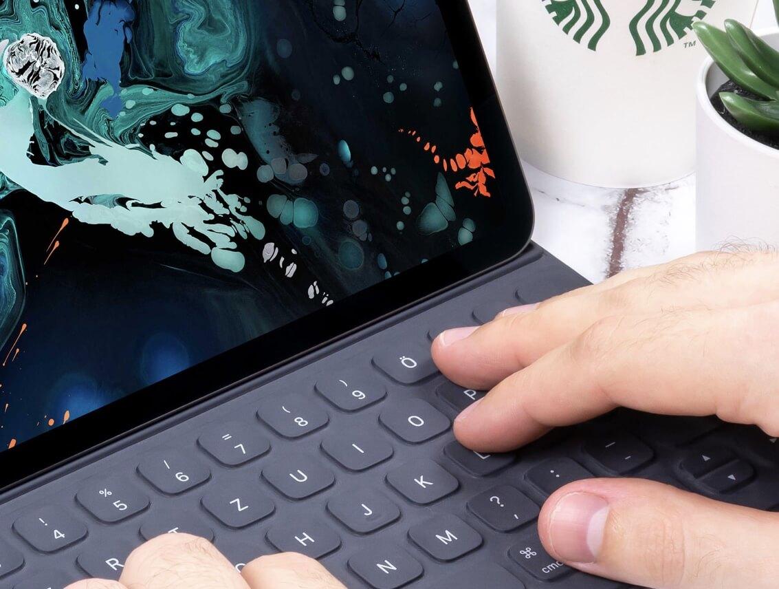 iPad Pro PSD