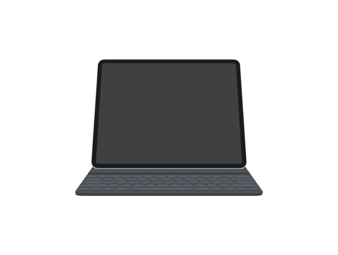 Flat tablets