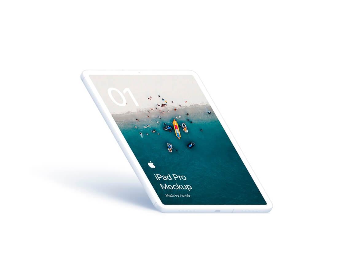 Isometric iPads
