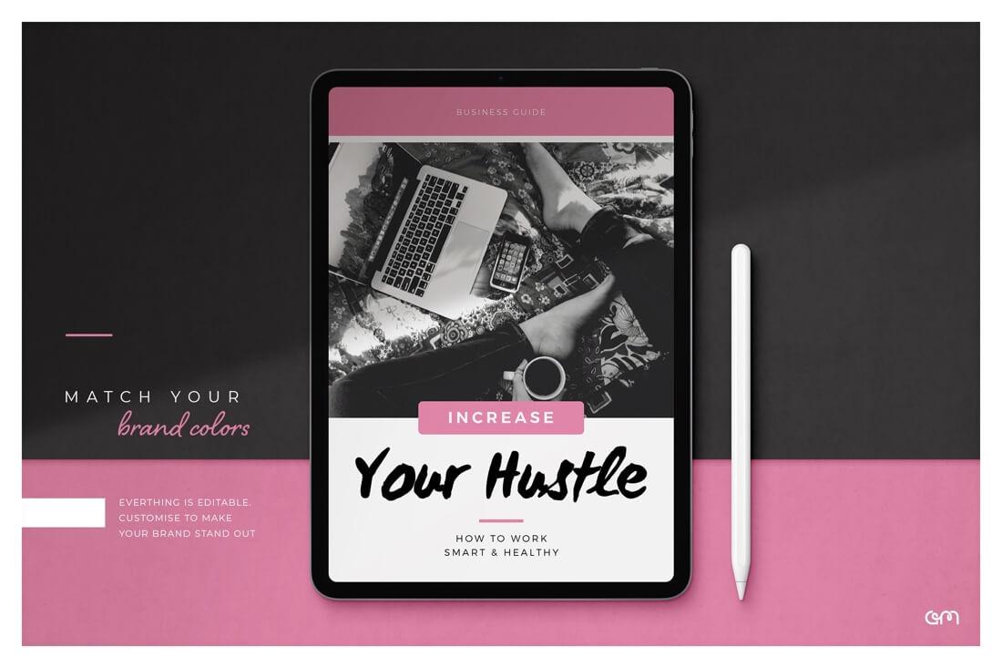 iPad Scene Creator