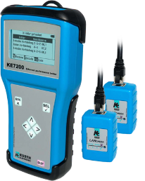 KE7200 Ethernet Performance Tester