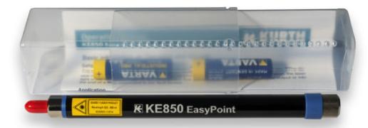 KE850 Easy Point VFL