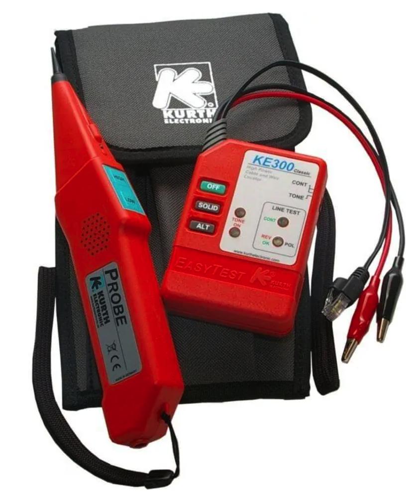 KE301 Classic Cable Tracer Kit
