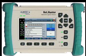 Albedo Telecom Net.Hunter