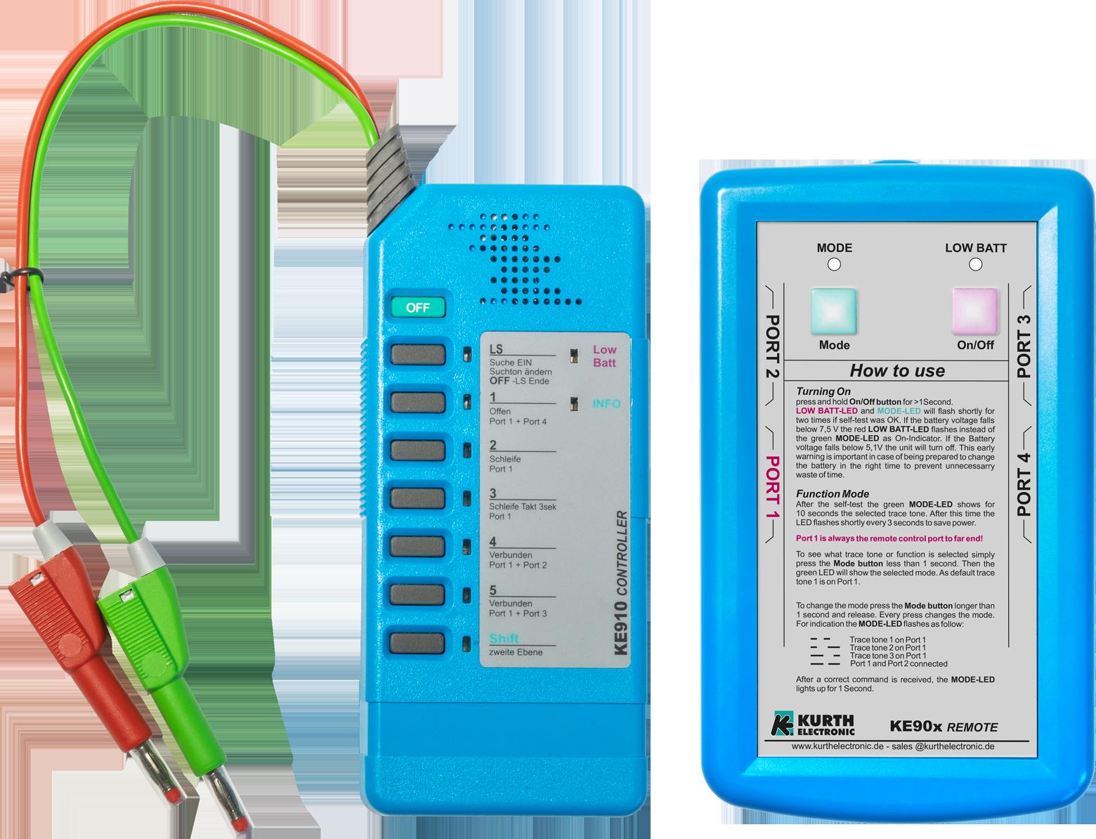 KE901 Loop Test Assistant