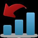 chart graph icon