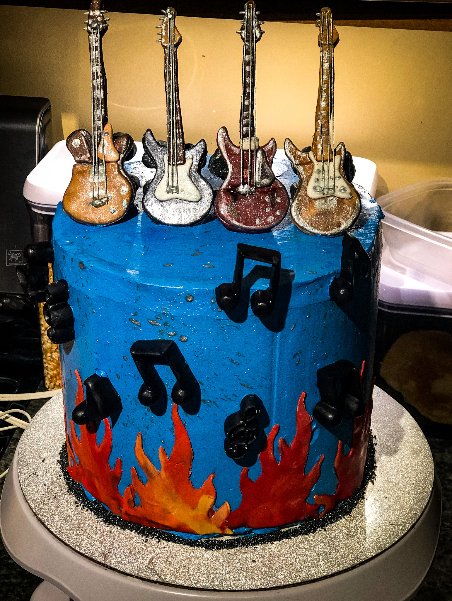 Incredible Sweet Barrels Cakes And Sugar Art Website Personalised Birthday Cards Akebfashionlily Jamesorg