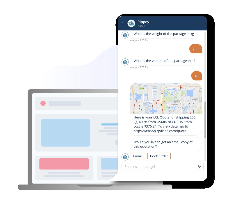 Logistics ChatBot