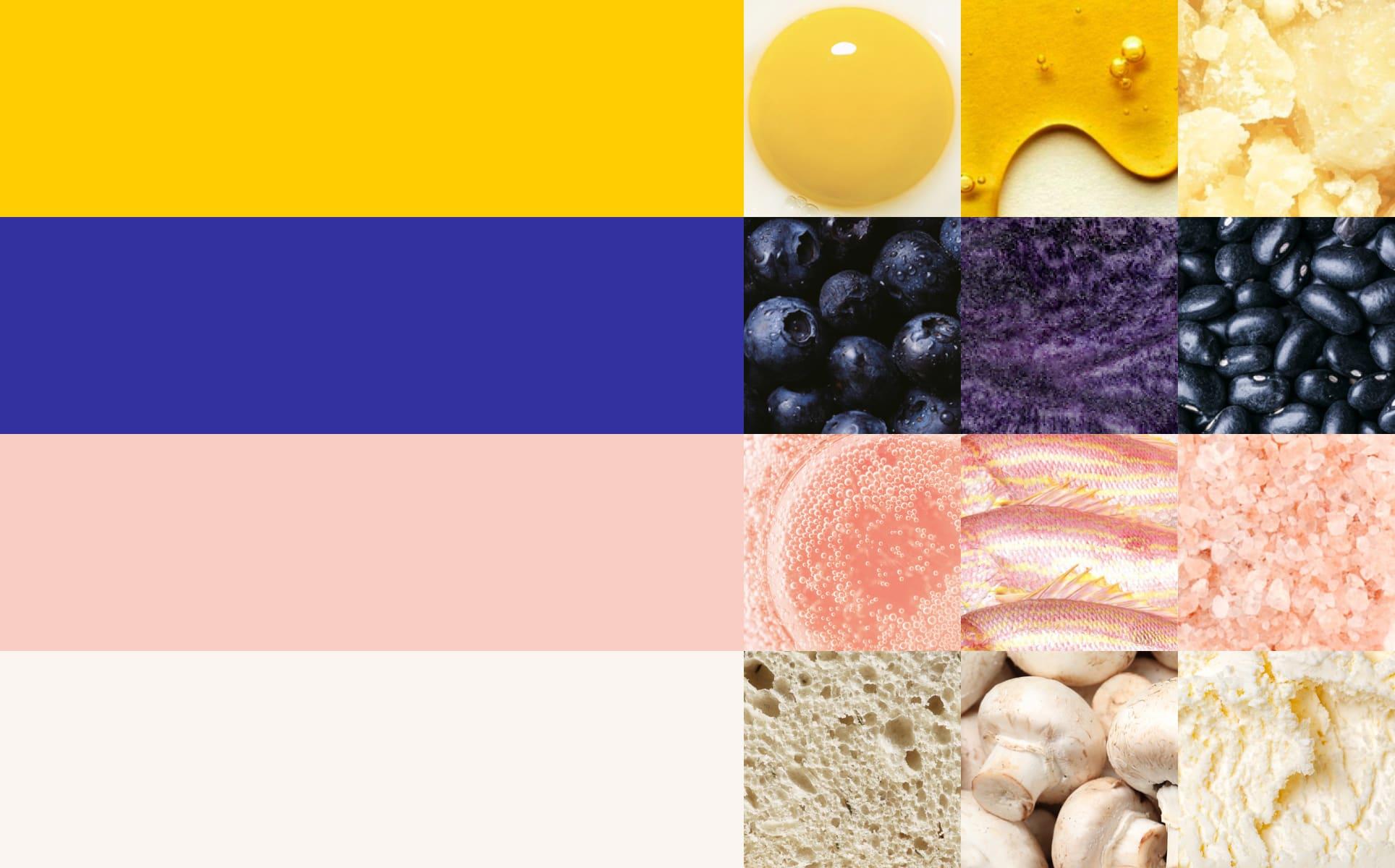 Kitchen Stories brand color inspiration