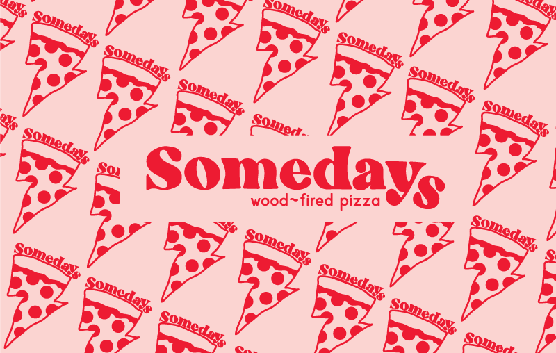 "Somedays Pizza ""Gift-It"" gift cards"