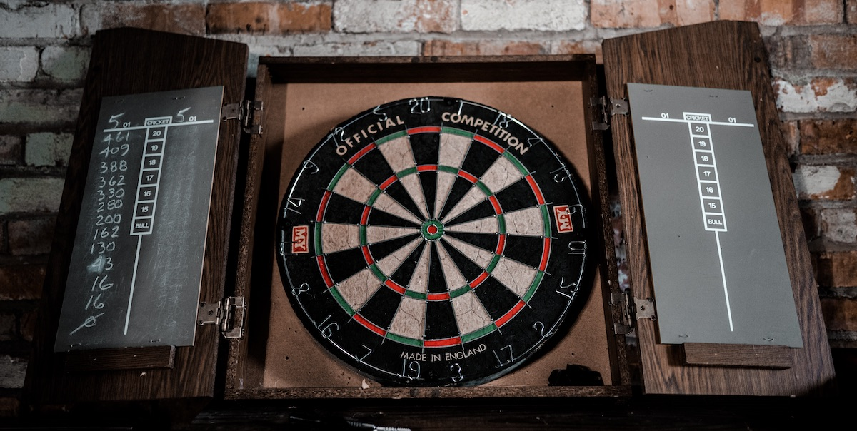 Darts is like finding a new developer