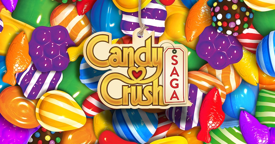 Everyone knows Candy crush