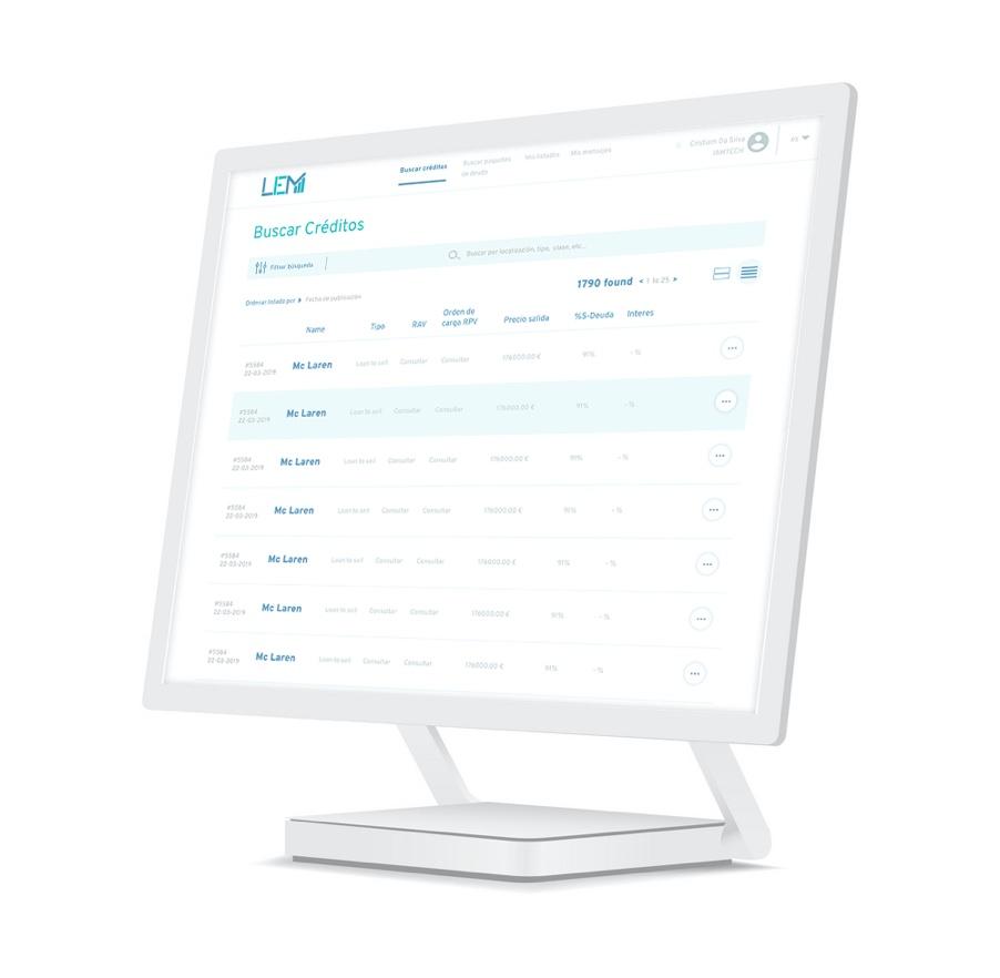 LEM platform image